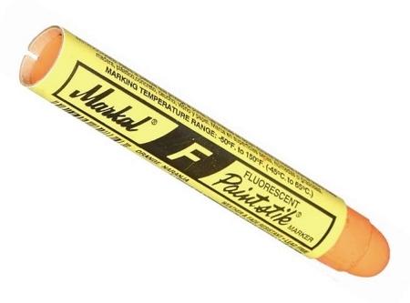 Engraving Filler Material: Individual Florescent Paint Stick