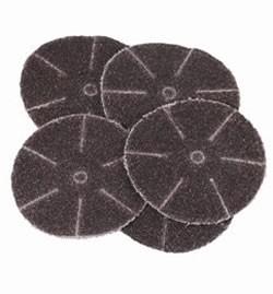1 2 Premium Sanding Discs 100 Pack Select Grit