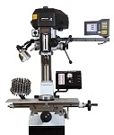 Dual Chamber, PowerVac Jig Mill/Drill Pro Shop Package