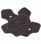 Butterfly Sanding Discs (120 grit, Bags of 500 pieces)