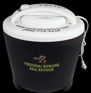 Personal Ball Revivor by Vertex Bowling